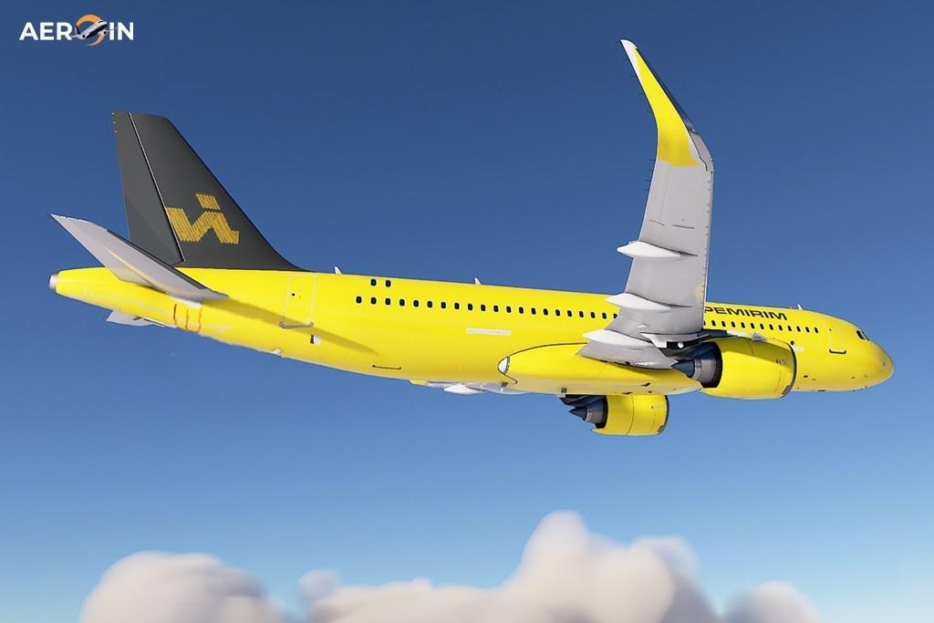 ITA Transportes Aéreos reserva matrículas de seus primeiros aviões
