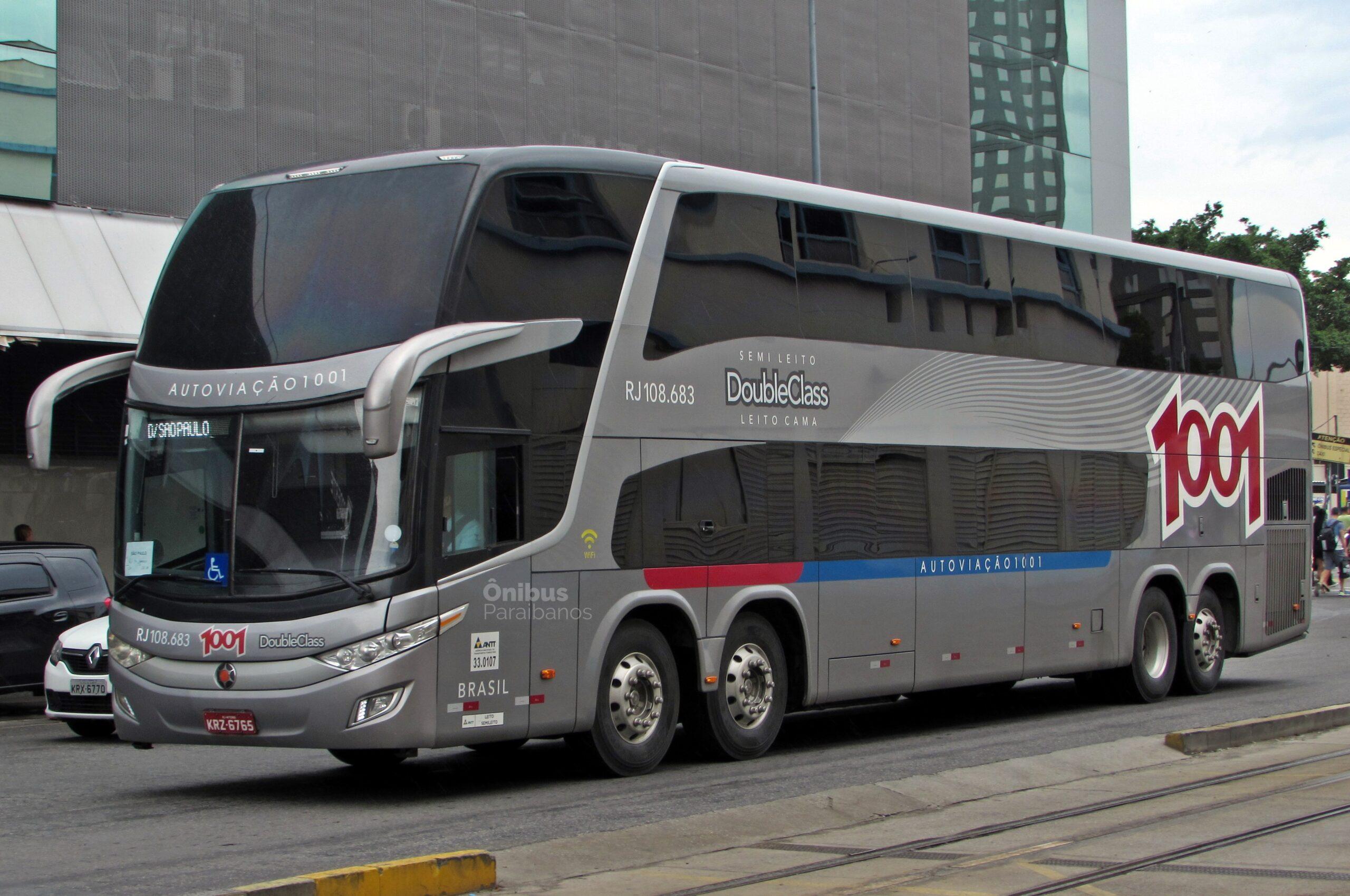 Site tem mais de 46 mil passagens de ônibus a partir de R$ 20