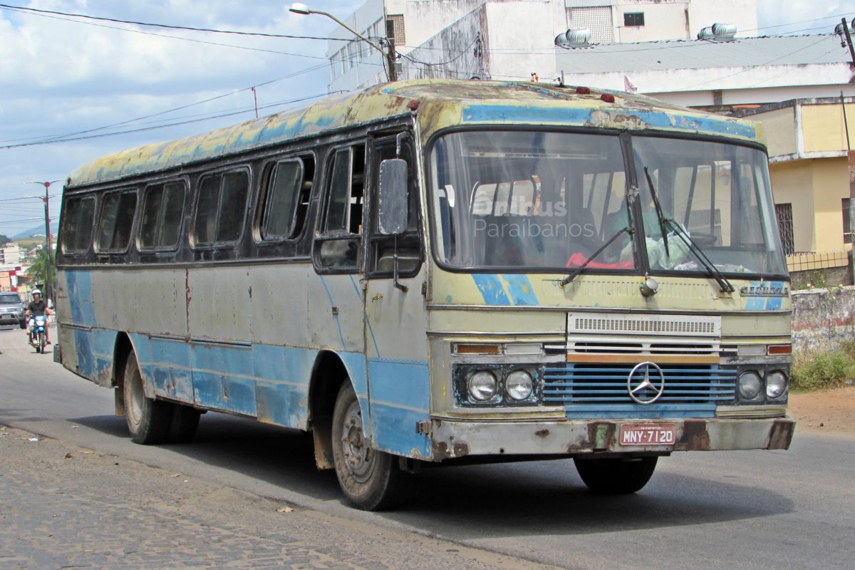 Uma relíquia com 41 anos ainda em operação em Guarabira
