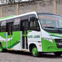 São José adquire os seus primeiros microônibus Volare