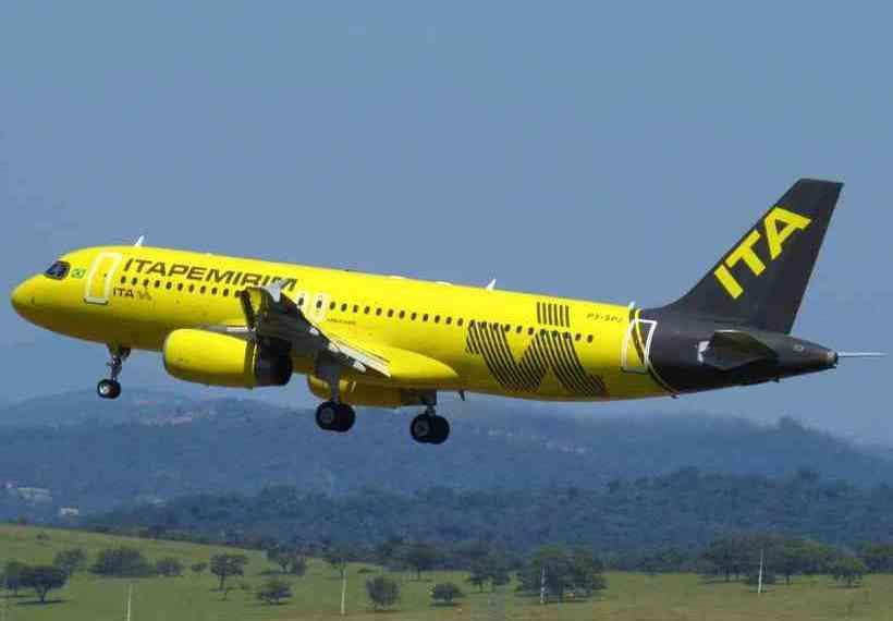 Itapemirim inicia voos de certificação para começar a operar no Brasil