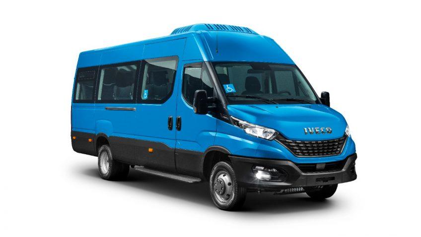 Iveco Bus faz apresentação oficial do Daily Minibus