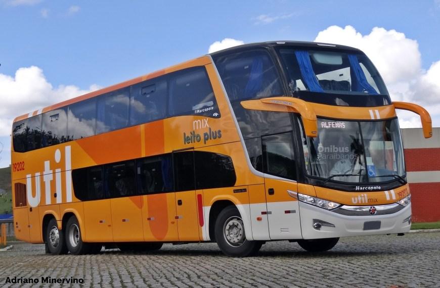 Grupo Guanabara renovará a frota com DD's G7 e G8 da Marcopolo e Vissta Buss DD da Busscar