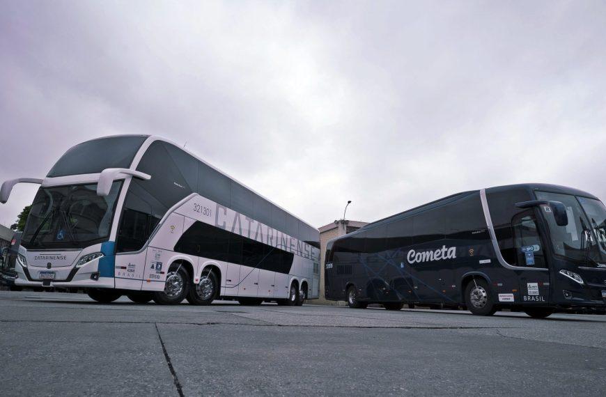 Scania mostra amplo portfólio de soluções no estande virtual da Lat.Bus 2021