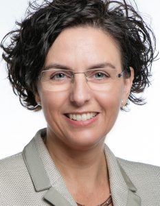 Prof. Dr.  Katja Becker, Clinic Director Child and Adolescent Psychiatry