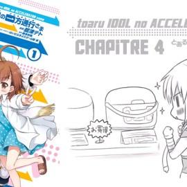 Toaru Idol no Accelerator-sama – Chapitre 4