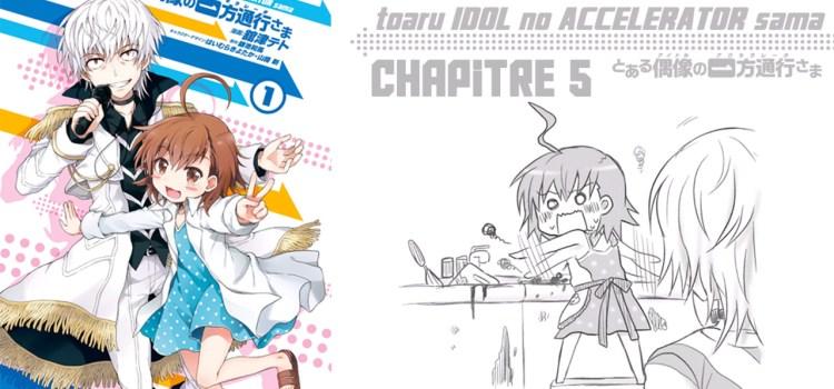Toaru Idol no Accelerator-sama – Chapitre 5