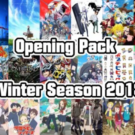 Pack Opening – Hiver 2018