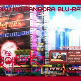Koukaku no Pandora Vol.4 – Blu-ray