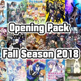 Pack Opening – Automne 2018