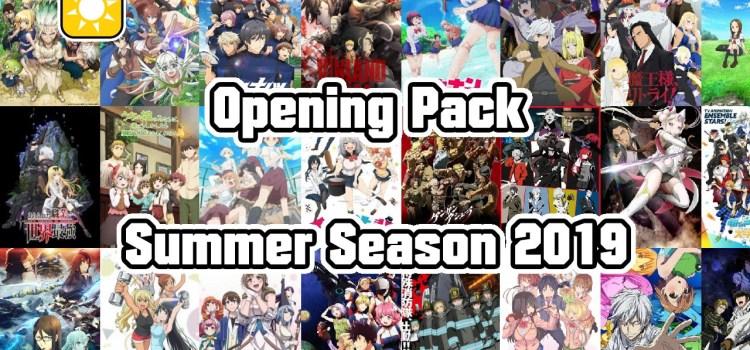 Pack Opening – Été 2019