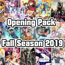Pack Opening – Automne 2019