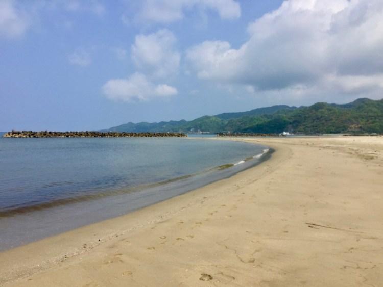 出雲大社 稲佐の浜