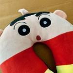 クレヨンしんちゃん ネックピロー