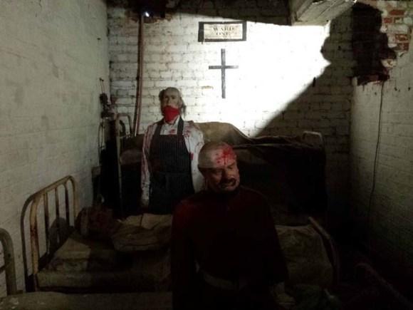 【閲覧注意】ナポレオン時代に建てられた砦にある蝋人形館がトラウマレベルと話題に