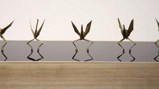 すごい!きもい!キレッキレに踊る折り紙の鶴を作ってみた動画がすごすぎる