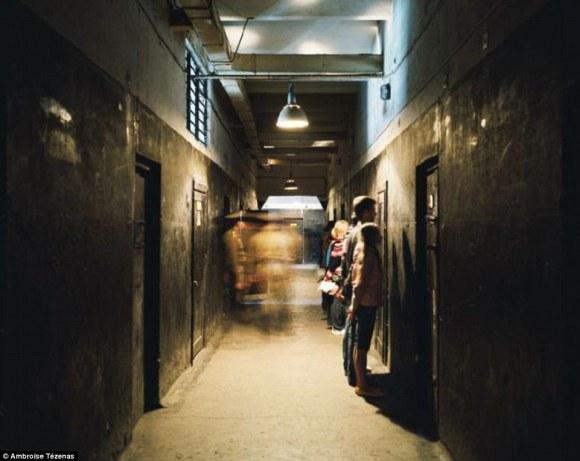 ナチスの捕虜収容所