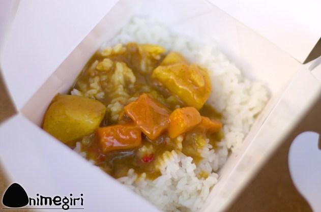 Curry japonais nature