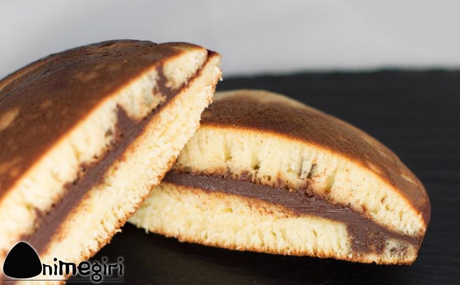 Dorayaki au chocolat