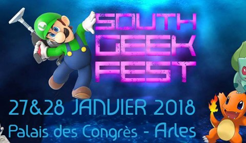 South Geek Fest 2018