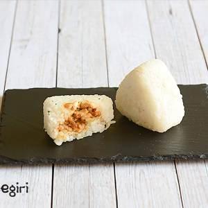 Onigiri au porc Char Siu