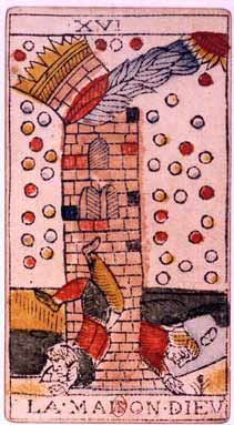 The Tarot Tower and UFO dreams