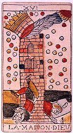La Torre dei Tarocchi e sognare di scoccare una freccia