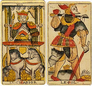 Tarot and losing your car in a dream