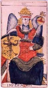 L'Imperatrice dei Tarocchi