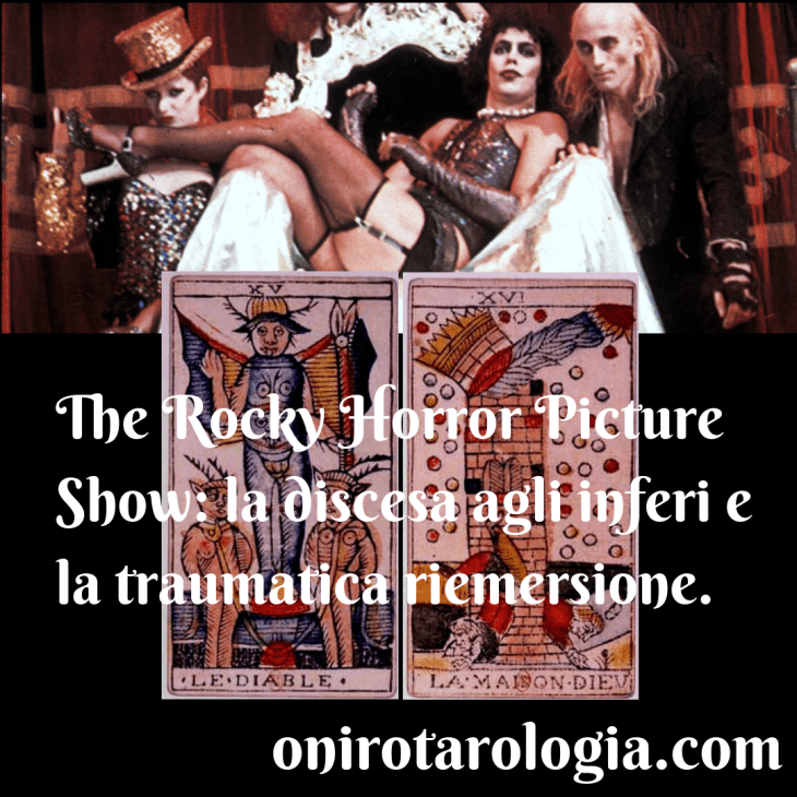 The Rocky Horror Picture Show and Tarot symbolism