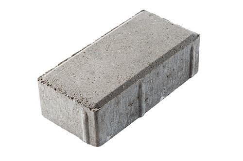 Фотография тротуарная плитка брусчатка серая