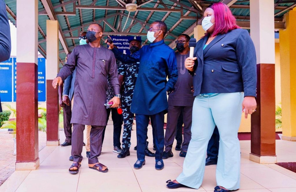 Asaba Specialist Hospital to be inaugurated June 15