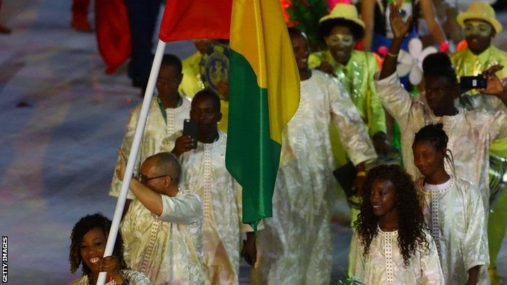 Guinea reverses decision to withdraw from Tokyo 2020 Olympics
