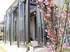 N邸ガーデンルーム02