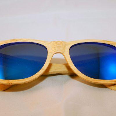 gafas de sol de madera yashai light
