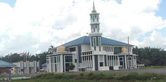 Masjid kampung seri merlong