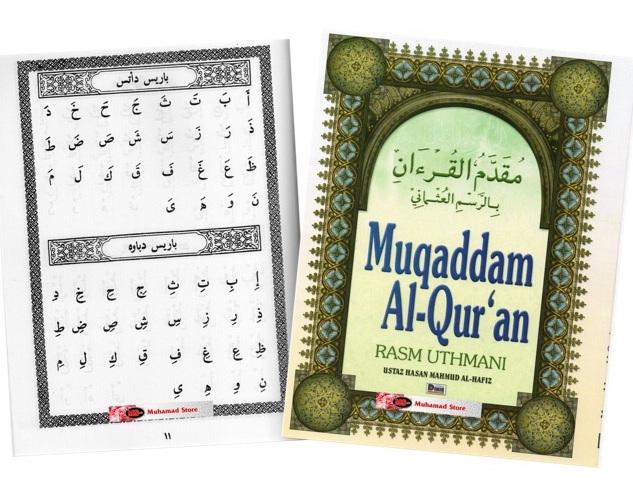 Tips Mudah Mengajar Muqaddam