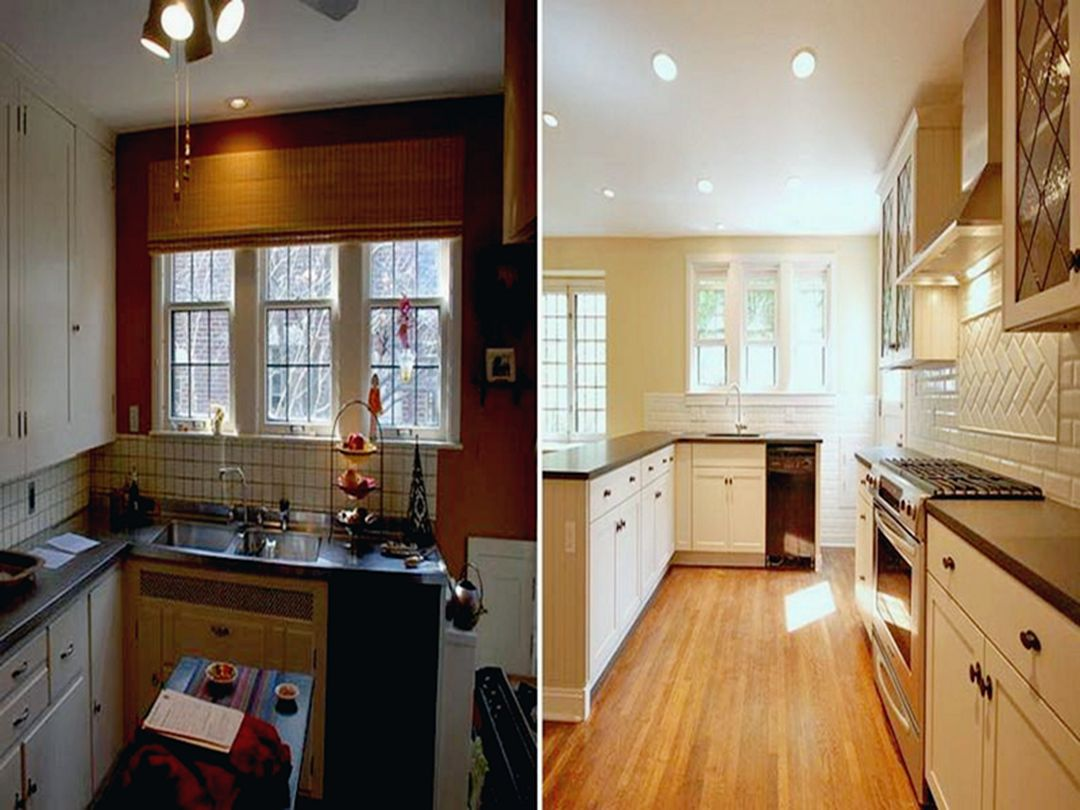 Easy Small Kitchen Makeover Ideas On A Budget Onlaon