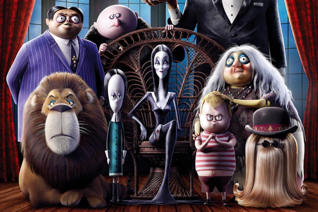 Анимационный фильм «Семья Аддамс» демонстрирует ужасы загородной жизни