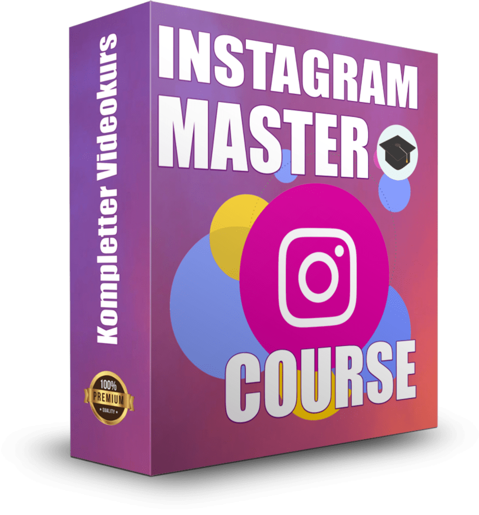 Instagram Master Course - mehr Follower