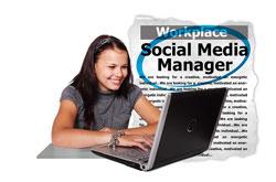 social media manager instagram