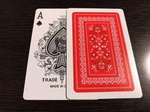 ブラックジャック アップカード