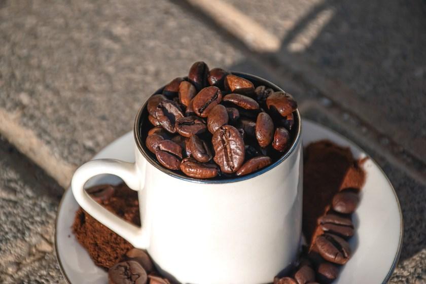 Coffee Beans Seed Cup Caffeine - Ri_Ya / Pixabay