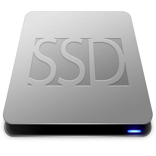 Online Guerrilla Hosting Technology - SSD Logo