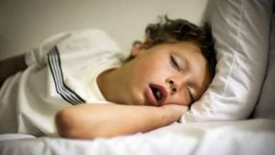 The obese children sleeping respiratory obstruction