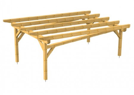 carport selber bauen anleitung dieses bild zeigt das. Black Bedroom Furniture Sets. Home Design Ideas