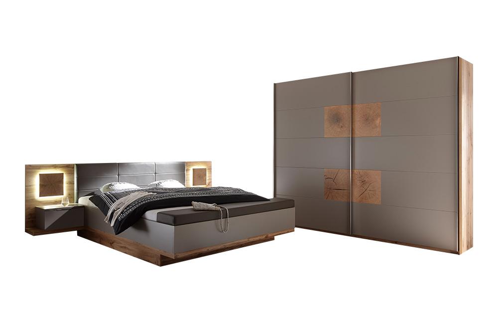 POL Power Schlafzimmer Capri XL  Capri basalt  Mbel Letz  Ihr OnlineShop