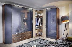 Nolte Horizont 10500 Schrank Graphitglas   Möbel Letz   Ihr Online Shop