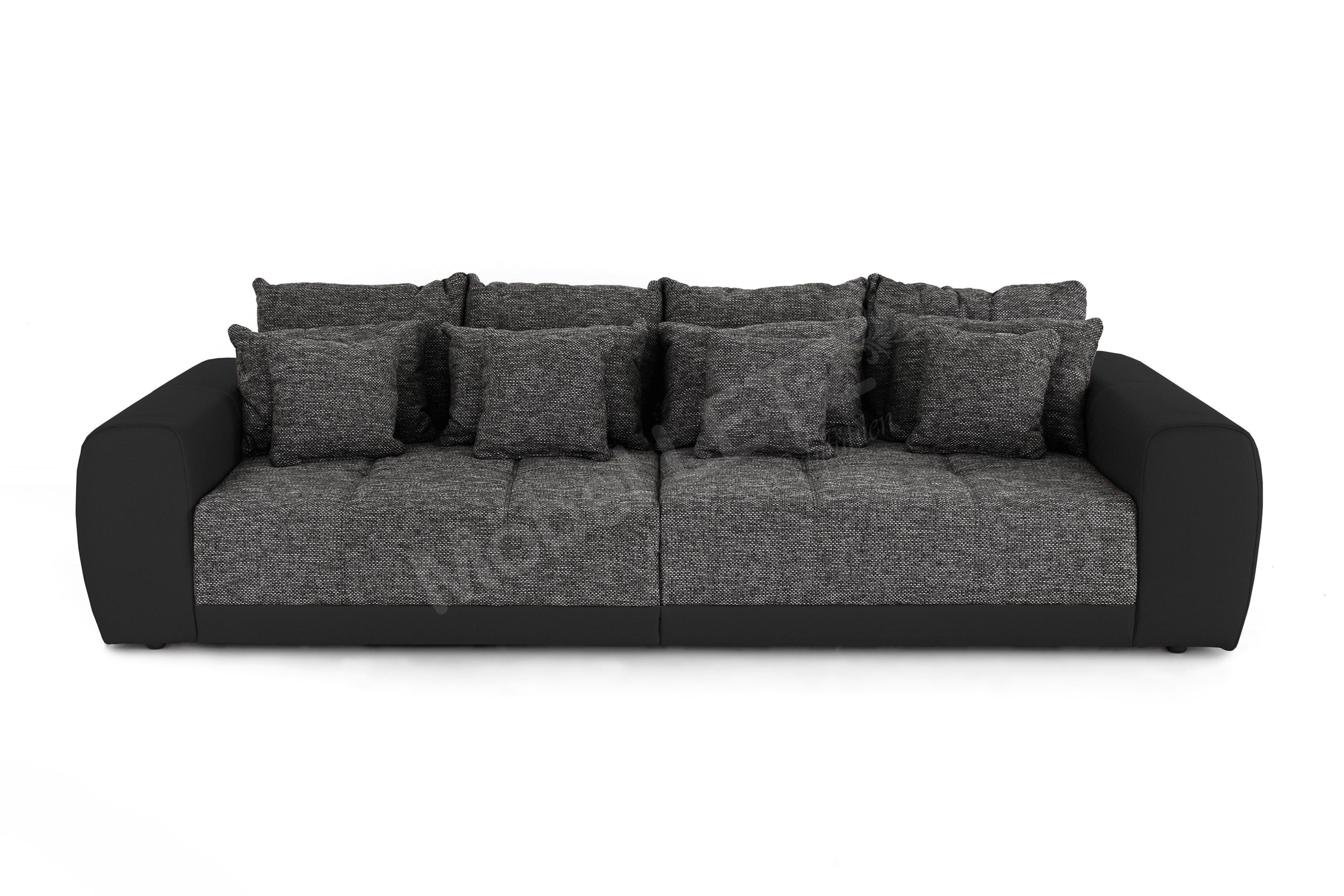 Big Sofa Grau Poco