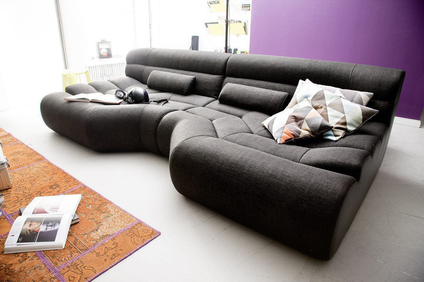 Big Sofa Online Shop New Look Möbel Elements Sofa Schwarz Möbel Letz Ihr
